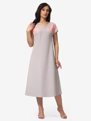 Сукня двоколірна | 5079821