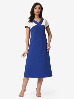Сукня двоколірна | 5079822