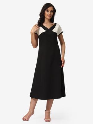 Сукня двоколірна | 5079823