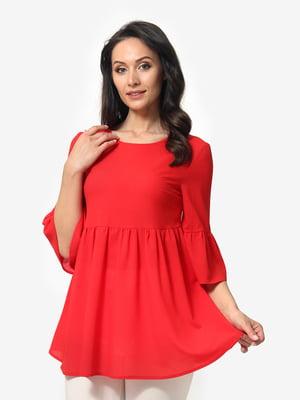 Блуза красная   5079853