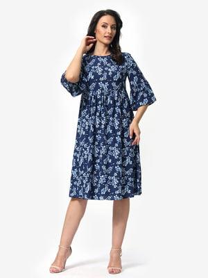 Сукня в квітковий принт | 5079862
