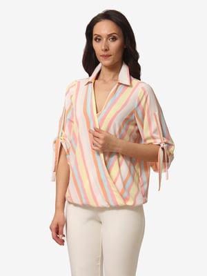 Блуза в смужку | 5079863