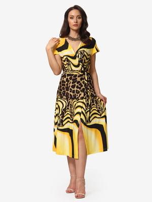 Платье в принт | 5079889
