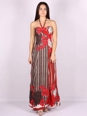 Платье цветное | 5079894