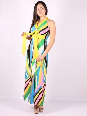 Платье цветное | 5079913