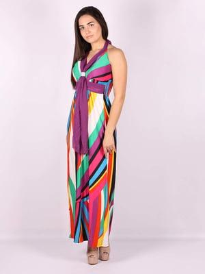 Платье цветное | 5079915