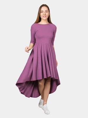 Сукня лілового кольору | 4982599