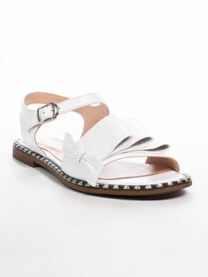 Сандалии белые | 5077448
