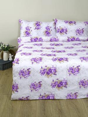 Комплект постельного белья двуспальный | 4977683