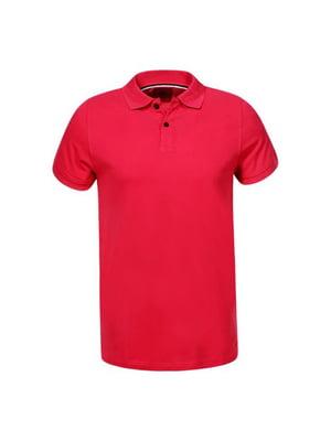 Футболка-поло рожева | 5075518