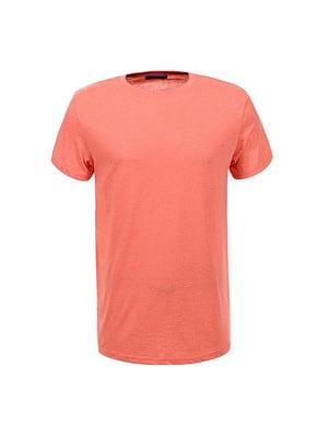 Футболка персикового кольору | 5075950