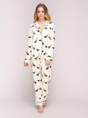 Піжама: сорочка і штани | 5068860