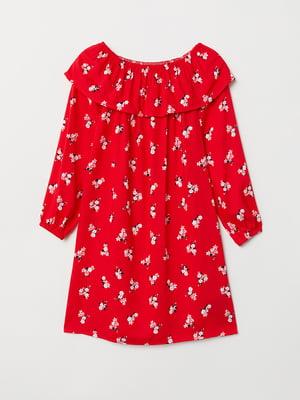 Сукня червона | 5072636