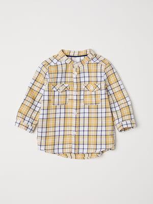 Рубашка в клетку | 5072759