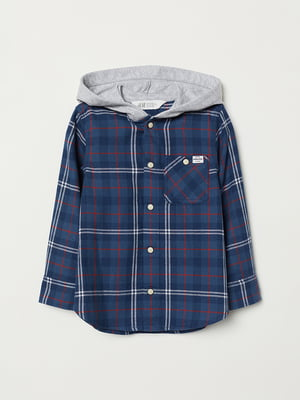 Рубашка в клетку | 5072767
