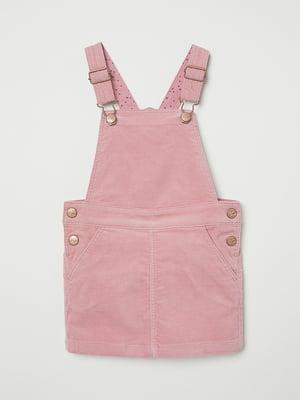 Сарафан рожевий | 5072769