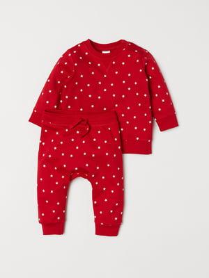 Комплект: світшот і штани | 5073099