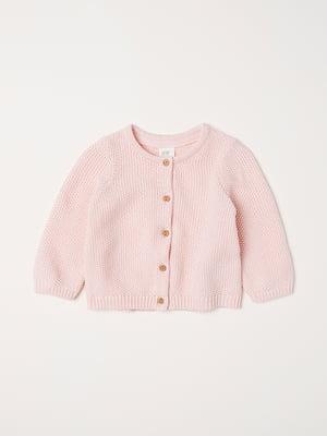 Кофта розовая | 5073357