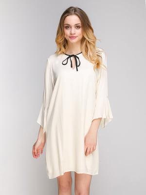 Платье молочного цвета | 4194666
