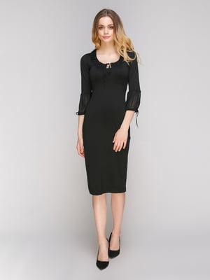 Платье черное | 4716389