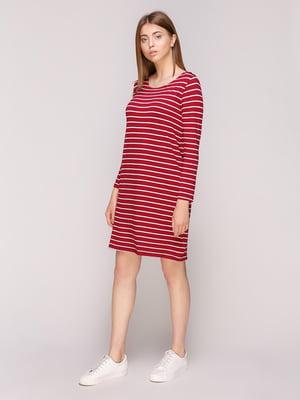 Платье в полоску | 5080785