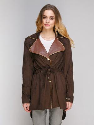 Куртка коричнева | 4716477