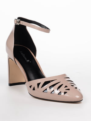 Туфли цвета пудры | 4915397