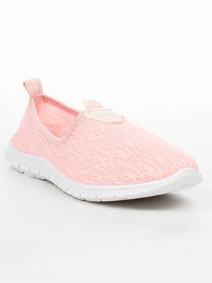 Кроссовки розовые | 5080870