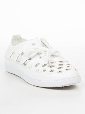 Слипоны белые | 5080865