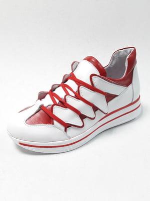 Кроссовки белые | 5081090