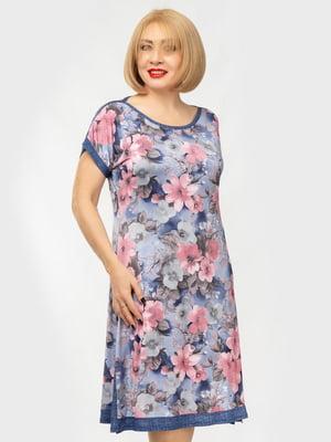 Сукня в квітковий принт | 5081150