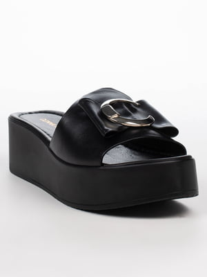 Шлепанцы черные | 4978859