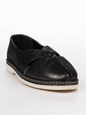 Туфли черные   5057222