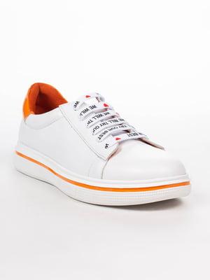 Кроссовки белые | 4915300