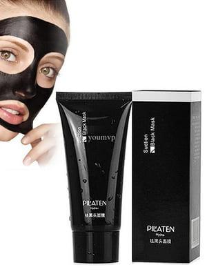 Маска чорна Black Mask Pilaten (60 мл) | 4573897