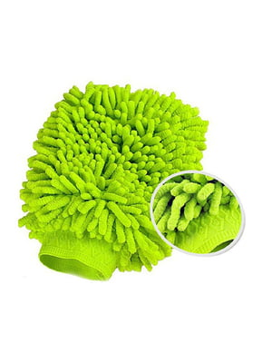 Микрофибровая варежка для уборки | 4762982