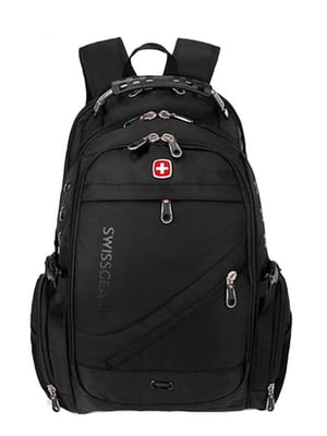 Рюкзак чорний | 4874057