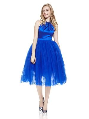 Платье синее | 5081100