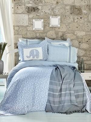 Комплект постельного белья двуспальный (евро) | 5081266