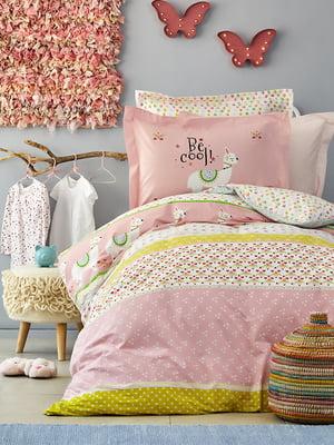 Комплект постельного белья полуторный | 5081273