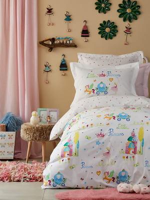 Комплект постельного белья полуторный | 5081276