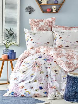 Комплект постельного белья двуспальный (евро) | 5081279