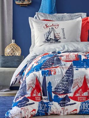 Комплект постельного белья полуторный | 5081280
