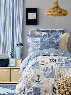 Комплект постельного белья полуторный | 5081284