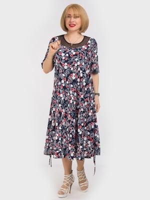 Сукня в принт | 5081142