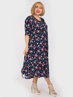 Сукня в принт | 5081143