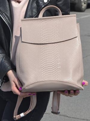 Сумка-рюкзак розовая   5055187