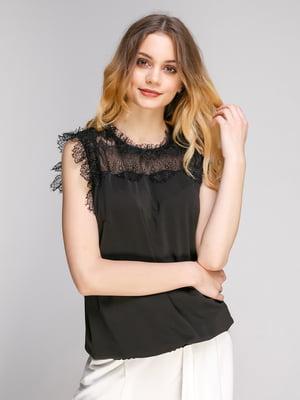Блуза черная | 5077768