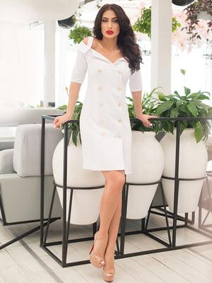 Платье белое | 5081878
