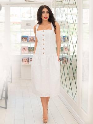Платье белое | 5081913